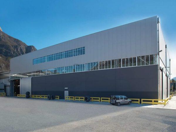 Edificio industriale a Arsiero (VI)