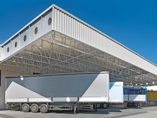 Logistics centre a Tombolo (PD)