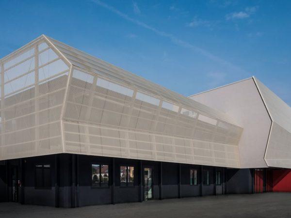 Riqualificazione edificio direzionale a Carmignano del Brenta (VI)