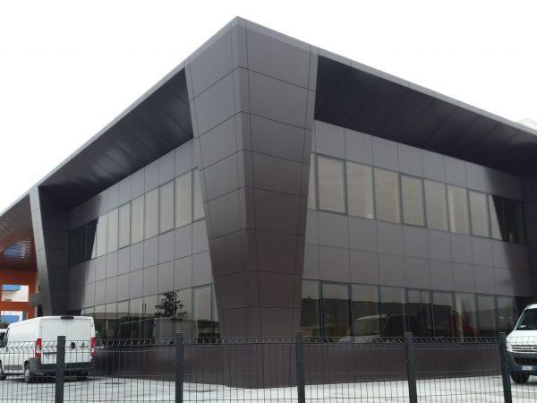 Fabbricato produttivo e uffici a Schio (VI)