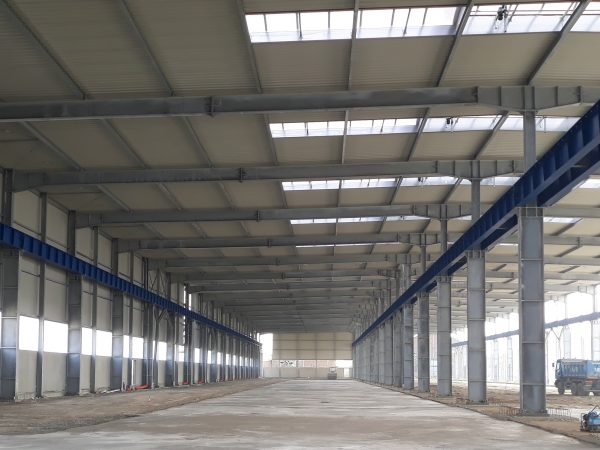 Fabbricato industriale a Marghera (VE)