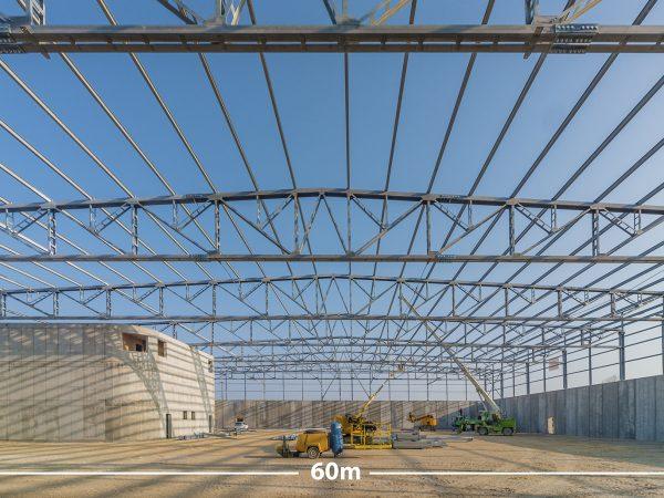 Edificio industriale a Codevigo (PD)