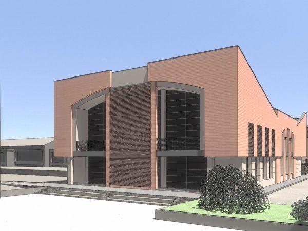 Palazzo delle professioni a Pistoia (PT)