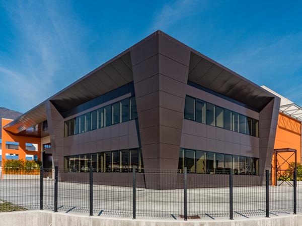 Edificio Direzionale con Stabilimento Produttivo a Schio (VI)
