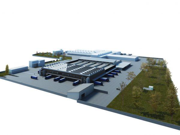 Nuova Logistica a Monza (MB)