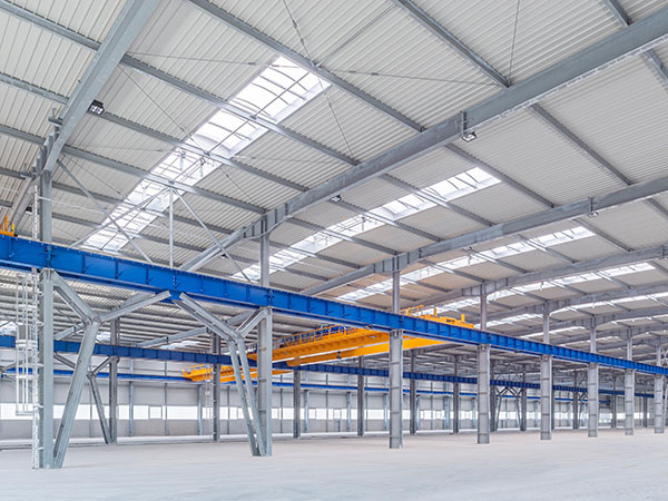 Edificio industriale a Marghera (VE)