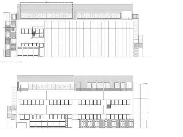 Sopraelevazione per uffici a Villafranca Padovana (PD)